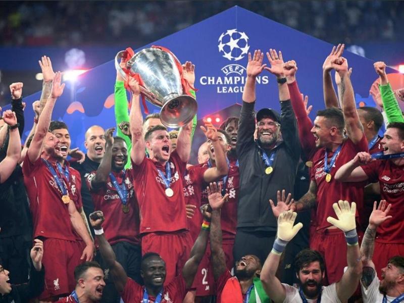 Champions League: 14 साल बाद लिवरपूल बना चैंपियन, टॉटनहैम को हराया