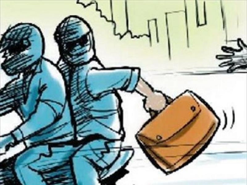Katni Crime : लूट के मामले में पुलिस के हाथ खाली, नहीं मिल रहा सुराग