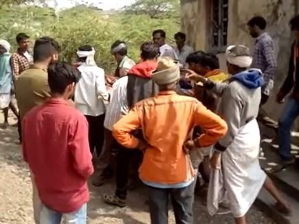 VIDEO बड़वानी : युवक-युवती ने फांसी लगाकर की आत्महत्या
