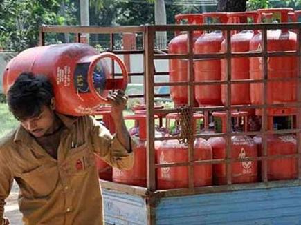 LPG सिलेंडर 45-47 रुपए तक सस्ता