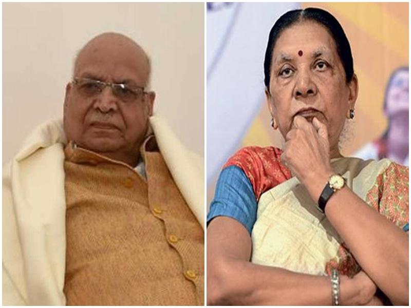 Madhya Pradesh New Governor : लालजी टंडन बने नए गवर्नर, आनंदी बेन यहां की राज्यपाल बनीं