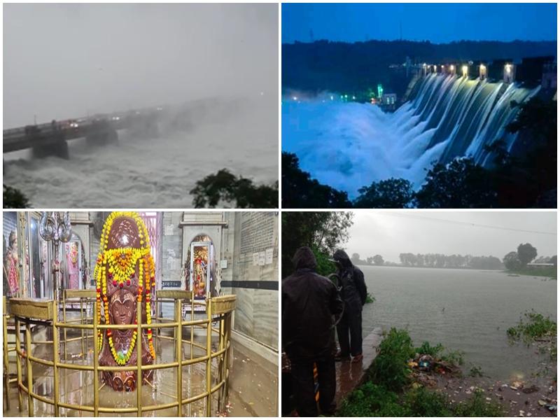 Madhya Pradesh Weather Alert : मालवा-निमाड़ के इन जिलों में रेड अलर्ट, आधा दर्जन जिलों में स्कूल बंद