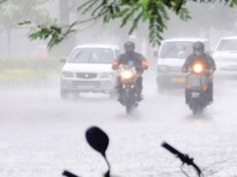 Madhya Pradesh Weather Update : तीन-चार दिन तक पड़ सकती हैं रुक-रुक कर तेज बौछारें