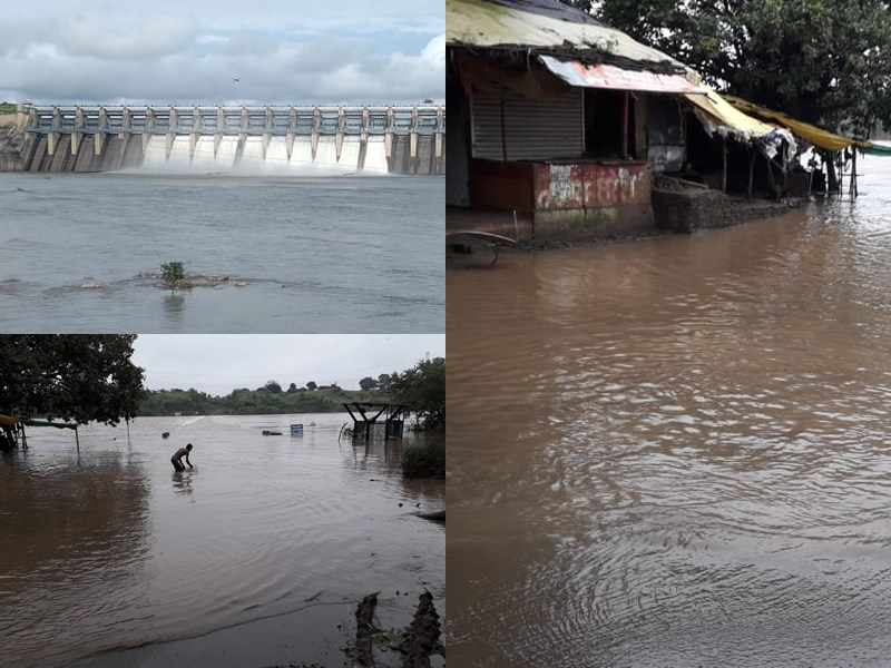 Madhya Pradesh Weather Update : महाकोशल-विंध्य के कई इलाकों में तेज बारिश, उमरिया में अलर्ट
