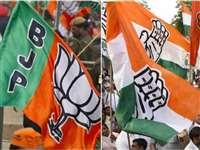 Gujarat Bypoll: गुजरात की 6 सीटों पर हो रहा उपचुनाव, भाजपा-कांग्रेस के बीच मुकाबला