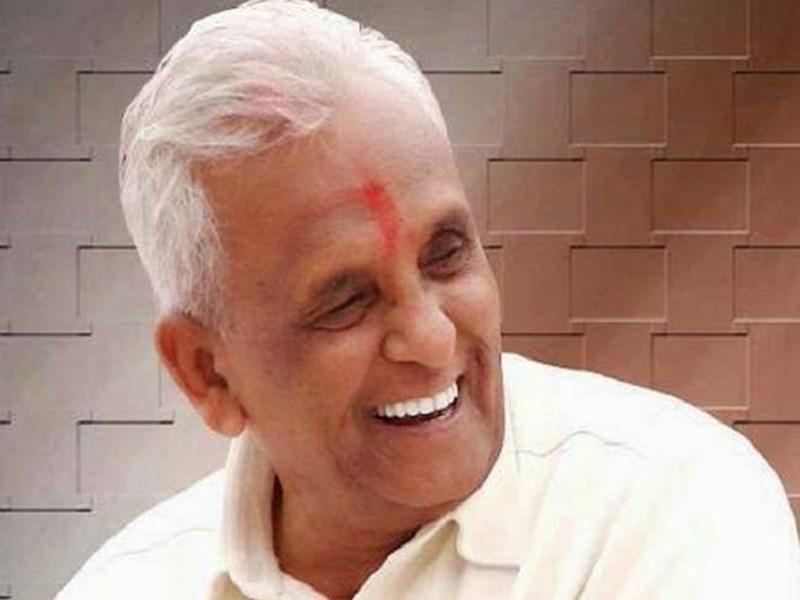 Maharashtra Polls 2019: देश के सबसे बुजुर्ग विधायक ने 93 साल की उम्र में चुनावी राजनीति को कहा अलविदा