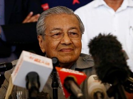 Malaysia : पीएम की कुर्सी एक या दो साल ही संभालेंगे महातिर