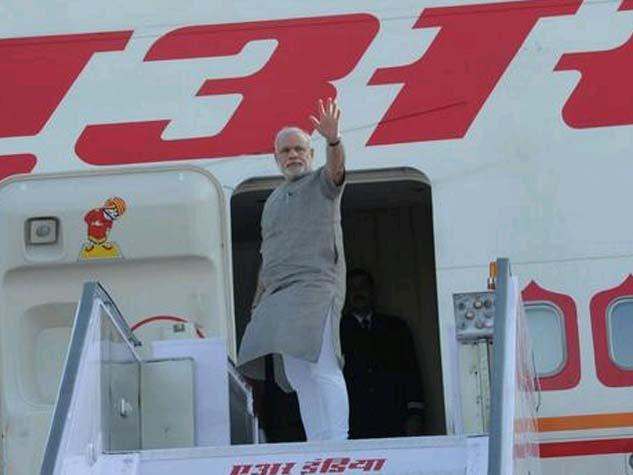 मोदी सरकार, पहला साल : तस्वीरों में PM की विदेेश यात्राएं
