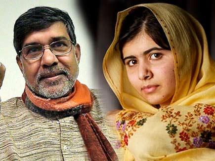 कैलाश सत्यार्थी और मलाला को शांति का नोबेल