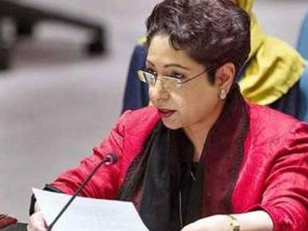 सुषमा ने तथ्य तोड़े-मरोड़ेः पाक