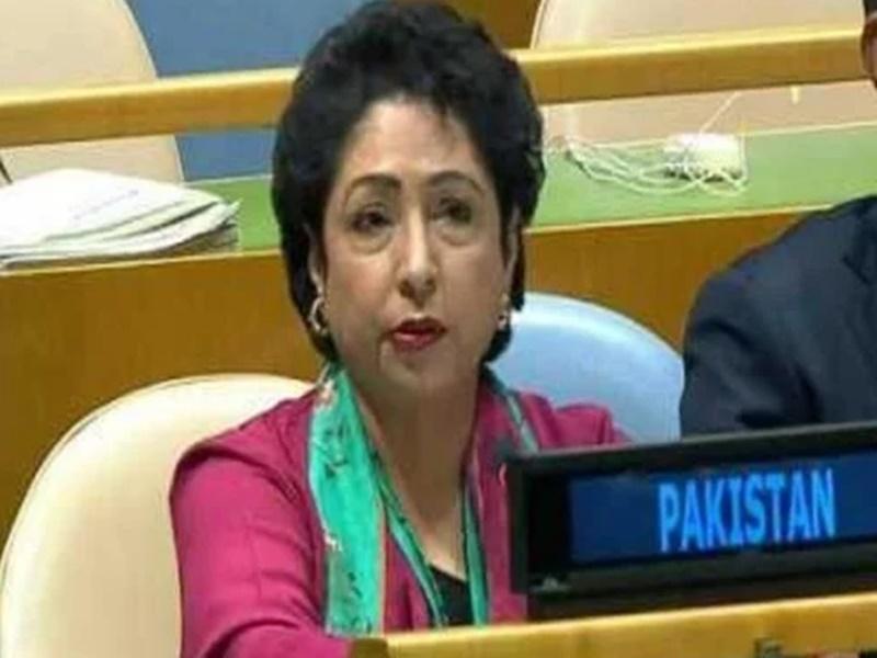 यूएन में पाक की राजदूत मलीहा लोधी पर पाकिस्तानी ने निकाली जमकर भड़ास, कहा चोर
