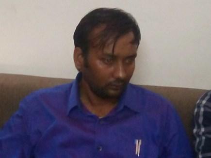 बुरहानपुर में ई गवर्नेंस का मैनेजर रिश्वत लेते पकड़ाया