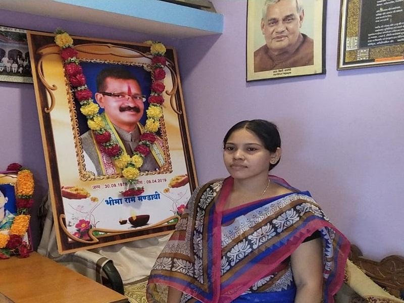 Dantewada Polling: दंतेवाड़ा में चुनावी सरगर्मी तेज, आला-नेताओं का पहुंचना हुआ शुरू