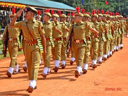 गणतंत्र दिवस परेड समारोह में मणिपुर पुलिस की टुकड़ी शामिल होगी