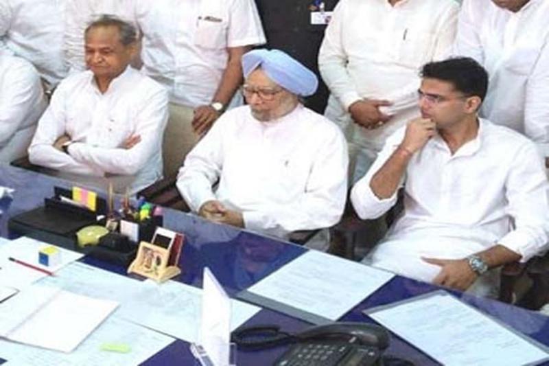 राजस्थान उपचुनाव के लिए मनमोहन सिंह ने भरा नामांकन-पत्र,  BJP नहीं उतारेगी प्रत्याशी