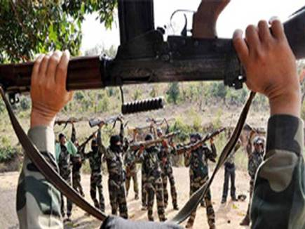 maoists surrender 19 05 2017