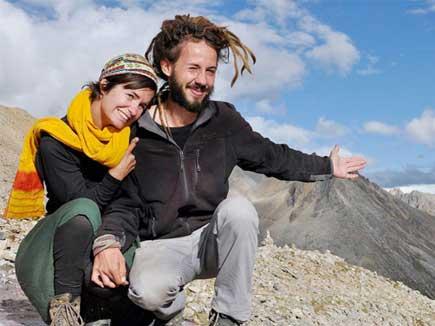 युगल ने बुल्गारिया से भारत तक का सफर लिफ्ट लेकर किया पूरा