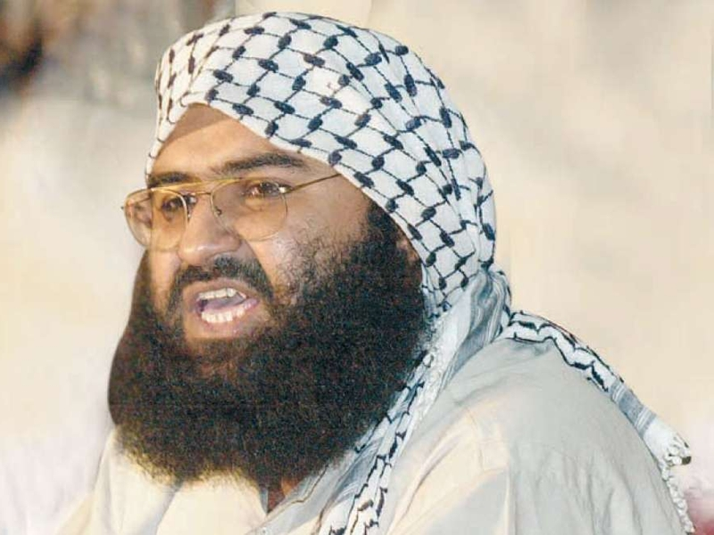पाकिस्तान में चर्चा, सेना ने ही मसूद अजहर को मार डाला, बीते दिनों अस्पताल में हुआ था ब्लास्ट