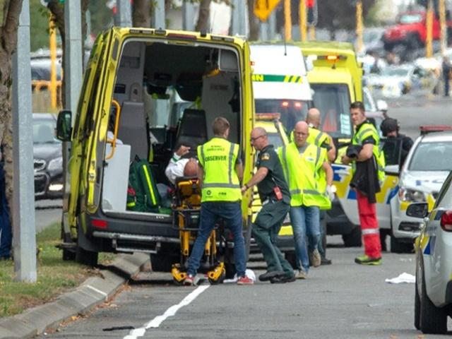New Zealand Mosque Attack: महिला डरकर चिल्लाई तो चेहरे से सटाकर मार दी गोली