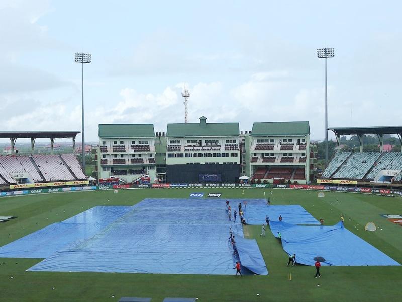 Ind vs WI 1st ODI : बारिश के कारण पहला वनडे रद्द