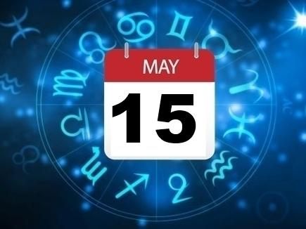 राशिफल 15 मई: आलस्य अनुभव करेंगे, वाहन ध्यान से चलाएं