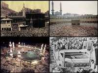 ईद स्पेशल: तस्वीरों में देखिए मक्का के अब तक के ऐतिहासिक बदलाव