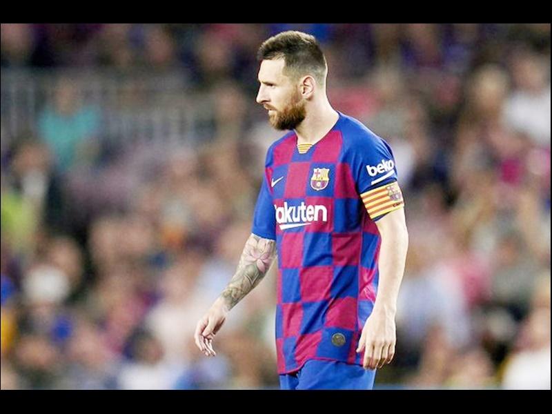 Lionel Messi injury: चोट के कारण मेसी अगले कुछ मैचों में नहीं खेल पाएंगे