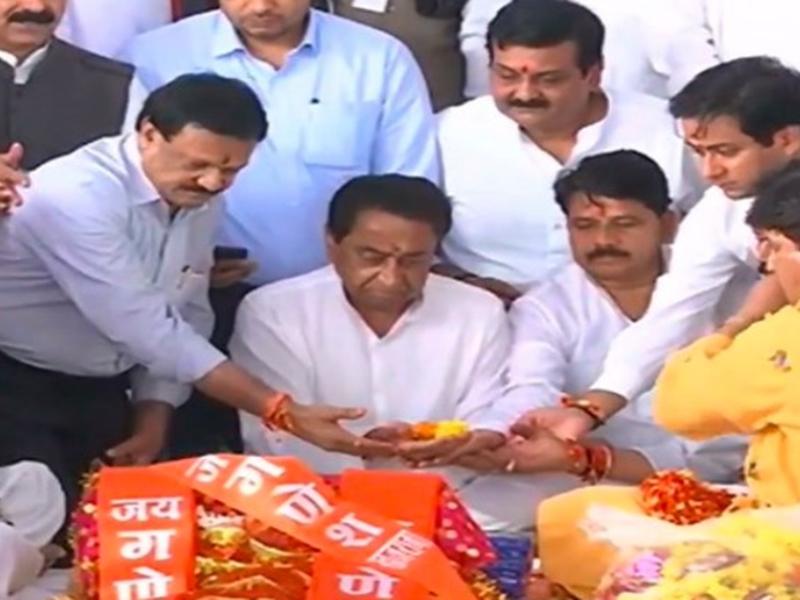 इंदौर को मिली मेट्रो की सौगात, सीएम कमलनाथ ने रखी आधारशिला
