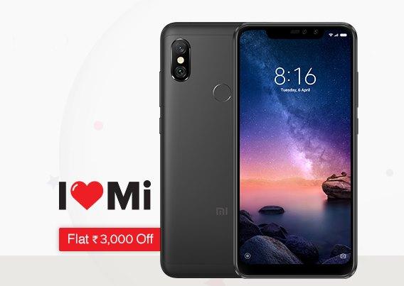 शुरू हुई Xiaomi Mi की I Love Mi Day सेल, स्मार्टफोन, टीवी समेत इन पर मिल रहा डिस्काउंट