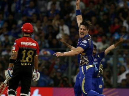 IPL 2018: मुंबई ने खोला जीत का खाता, आरसीबी पर विशाल जीत