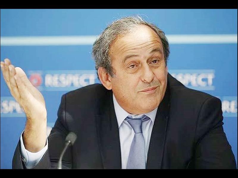 Football news: प्लातिनी को फुटबॉल में वापसी की आजादी मिली