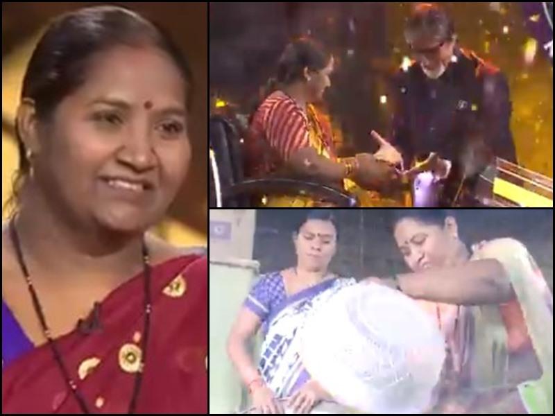 Kaun Banega Crorepati 11: यह है सीजन की दूसरी करोड़पति, 1500 रुपए महीने पर बनाती है मिड डे मील