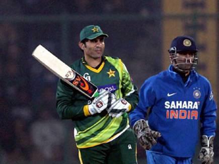 जाने भारत-पाक क्रिकेट विवाद पर मिस्बाह ने क्या कहा