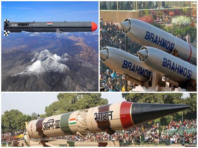 ये हैं भारत की शक्तिशाली मिसाइलें, जिससे कांपते हैं दुश्मन