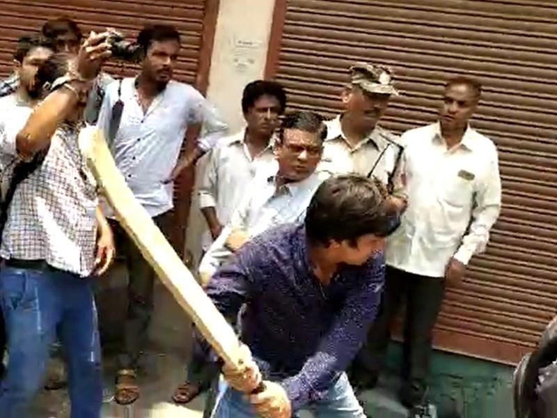 इंदौर विधायक आकाश विजयवर्गीय को नहीं मिली जमानत, 11 जुलाई तक जेल भेजा