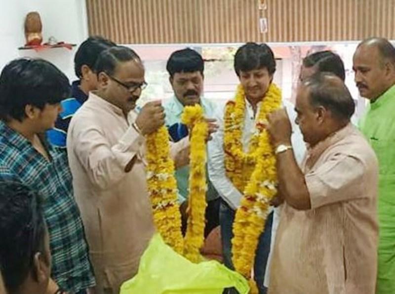 MLA Akash Vijayvargiya के स्वागत मामले में भाजपा इंदौर नगर इकाई को न नोटिस, न पूछताछ