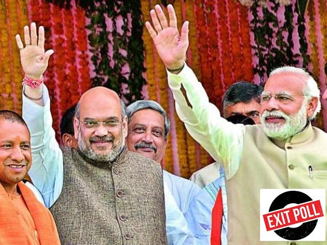 Exit Polls 2019 की बड़ी बातें, मोदी का जलवा, राहुल-प्रियंका बेअसर, बुआ-बबुआ के चेहरे खिले, ममता कमजोर