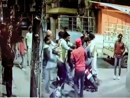 बेंगलुरू: कपल के साथ भीड़ की मारपीट का वीडियो वायरल