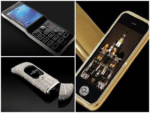 ये हैं दुनिया के 5 सबसे महंगे फोन, करोड़ों में है कीमत