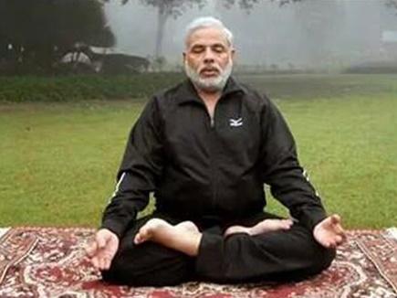 जन्मदिन विशेष : योग और संतुलित भोजन से फिट रहते हैं प्रधानमंत्री नरेंद्र मोदी