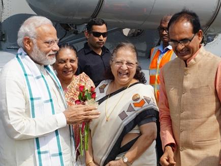 पीएम नरेंद्र मोदी ने मध्यप्रदेश को दी 4713 करोड़ के विकास कार्यों की सौगात