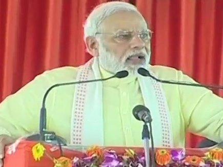 राहुल बताएं, क्या सिर्फ मुस्लिम पुरुषों की पार्टी है कांग्रेस : PM मोदी