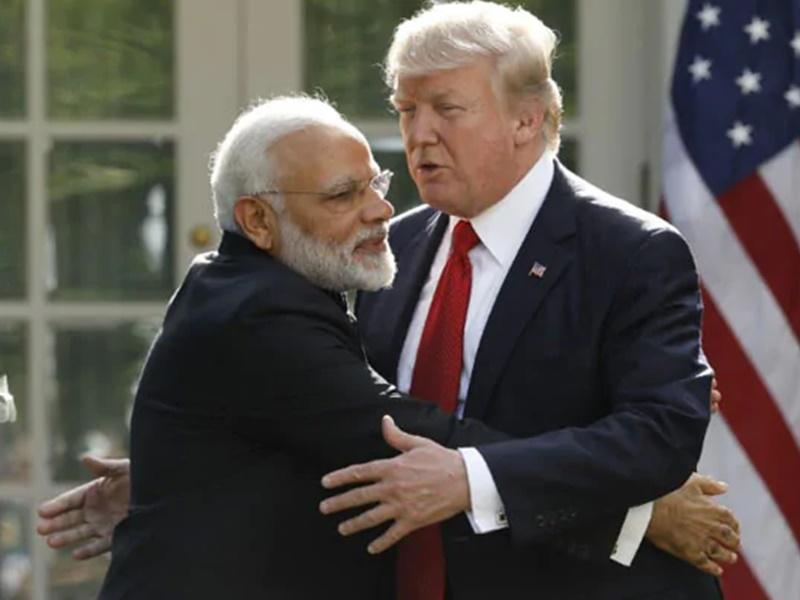 Howdy, Modi : ह्यूस्ट में 'हाउडी, मोदी' की रैली में ट्रंप भी होंगे शामिल, व्हाइट हाउस ने की घोषणा