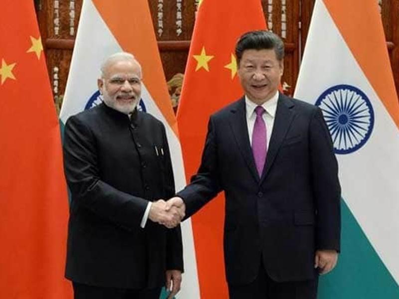 शी जिनपिंग का भारत दौरा