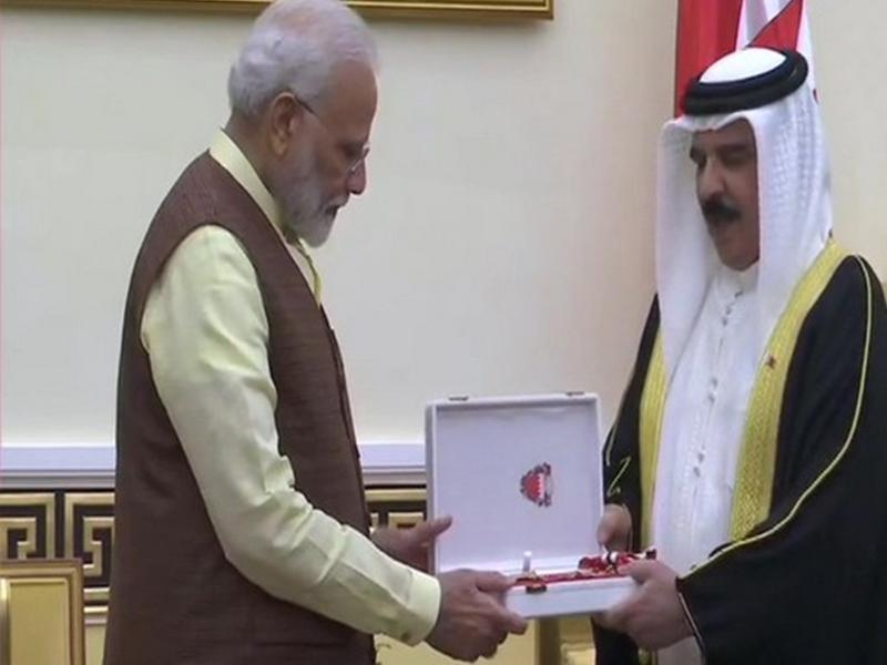पाकिस्तान के मुंह पर करारा तमाचा है, पीएम मोदी को पांच सालों में मुस्लिम देशों से मिले सम्मान