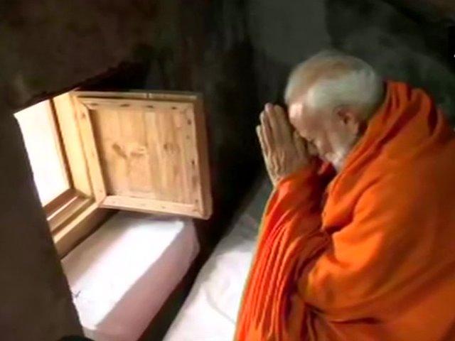 PM Modi in Kedarnath : जानिए उस रुद्र गुफा के बारे में जहां ध्यान लगा रहे हैं पीएम मोदी