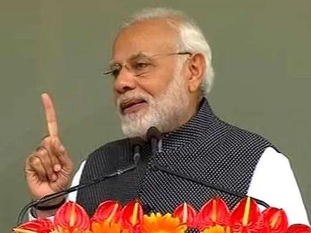 इटारसी में रेलवे ट्रैक से घिरा PM मोदी का सभा मैदान, अमृतसर जैसे हादसे के मद्देनज़र आउटर पर रहेगी गश्त