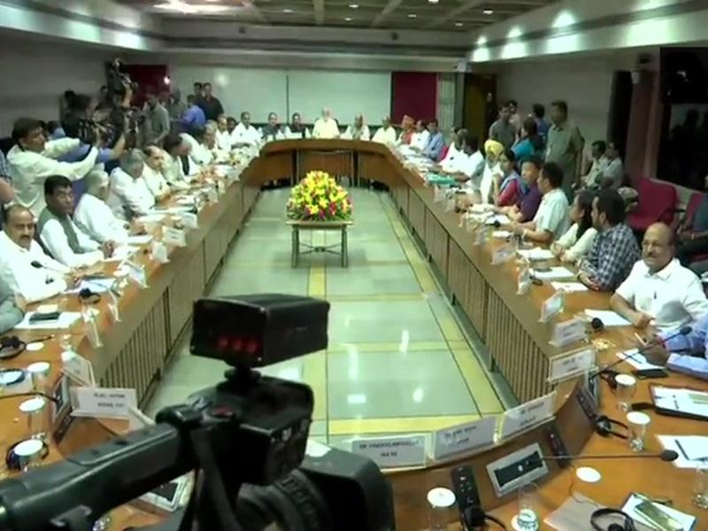 All Party Meeting: संसद सत्र से पहले सरकार ने बुलाई सर्वदलीय बैठक