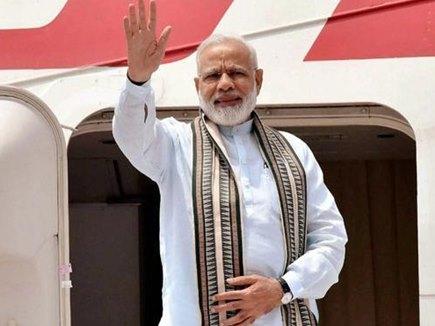 PM मोदी स्वीडन व ब्रिटेन की पांच दिवसीय यात्रा पर रवाना