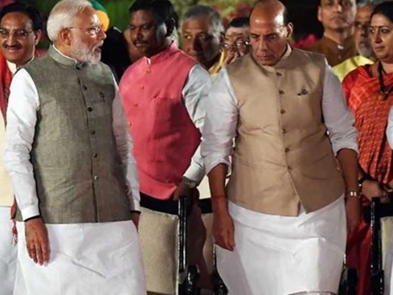 Cabinet Committees: 'बात बिगड़ी' तो राजनाथ सिंह को 2 के बजाए 6 समितियों में किया शामिल